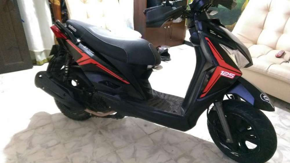 Scooter Kymco Agility Rocket 125 201