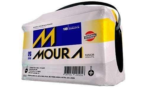 Baterias Moura M20gd Gol Clio Corsa 207 Palio Fiat Uno