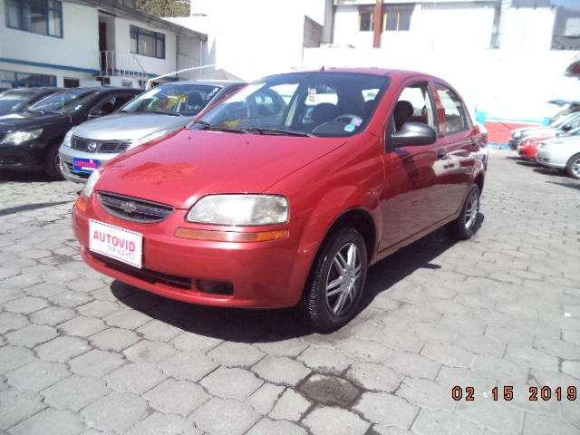 Chevrolet Aveo Family 2014 - 198675 km