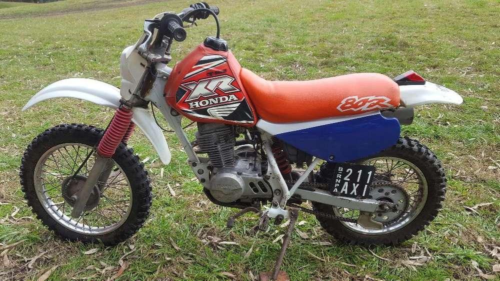 Honda Xr Japonesa