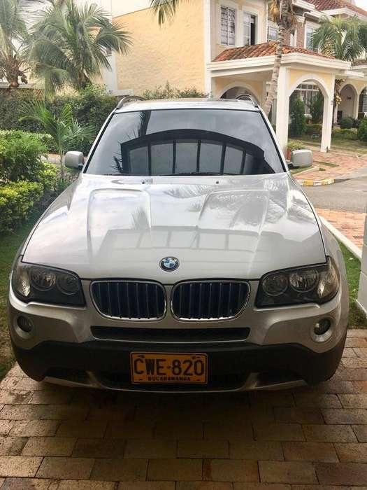 BMW X3 2008 - 107000 km