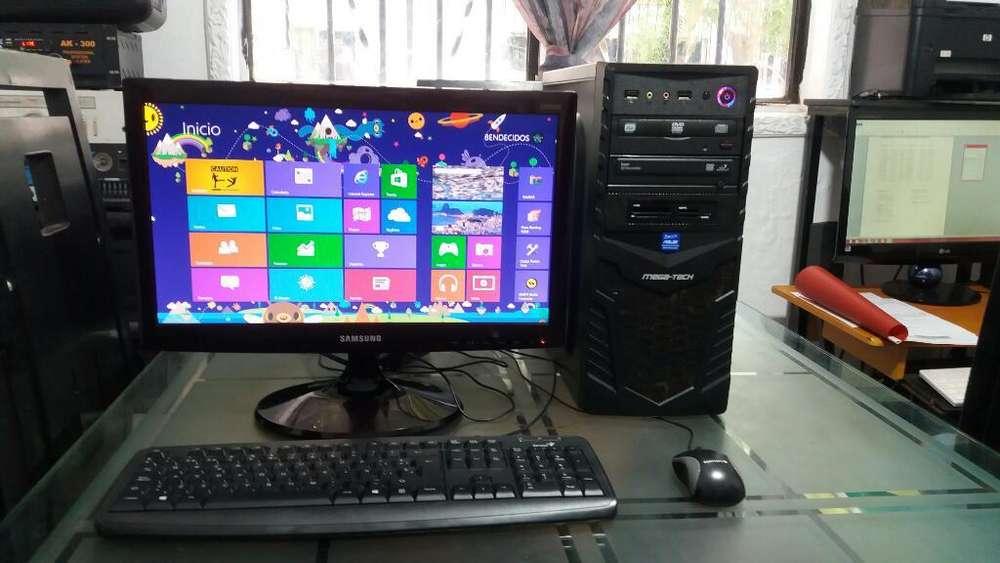 Computador con Targeta Gráfica De4ta Gen