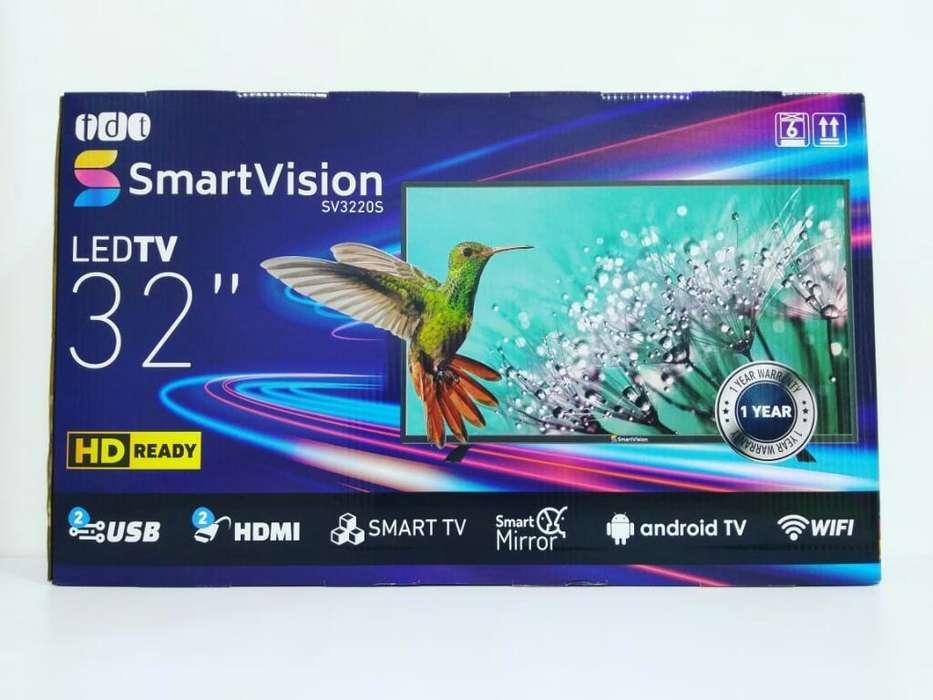 <strong>televisor</strong> Smartv Marca Smartivision 32''