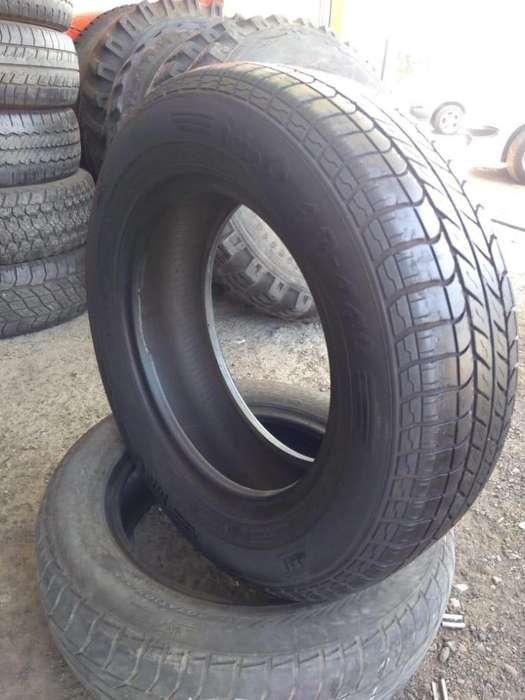 Neumático 205/65 r15 Fate usado