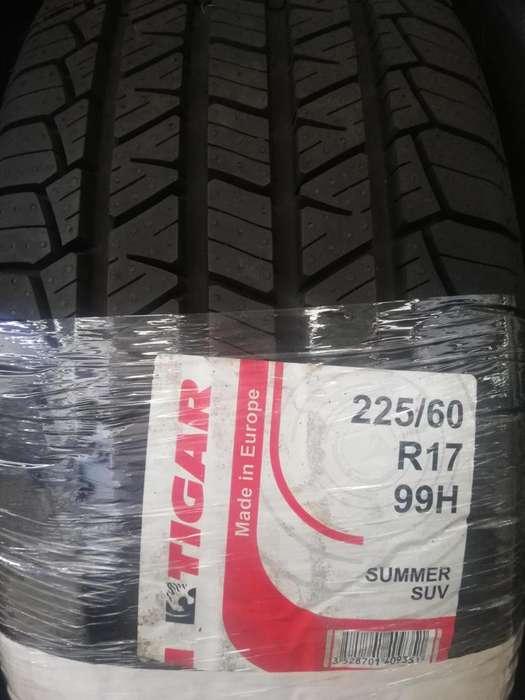 Llanta Tigar 225 60 R17