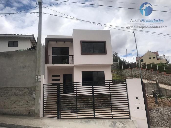 Casa en Venta en Cuenca Sector Subida a Racar
