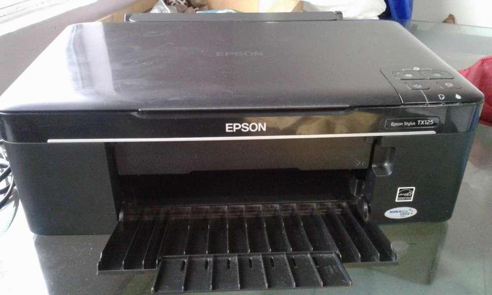 Impresora Epson TX125