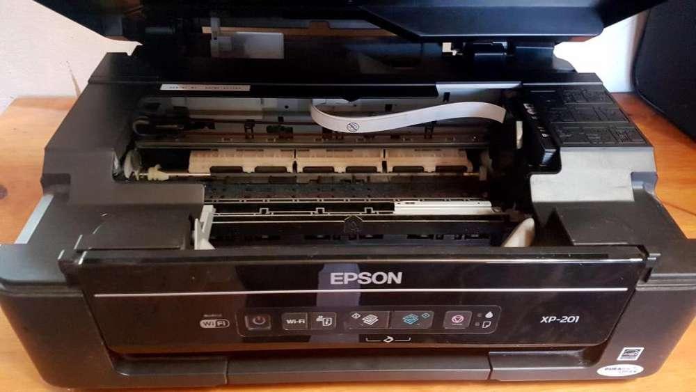 Impresora Epson Xp 201- Multifunsion