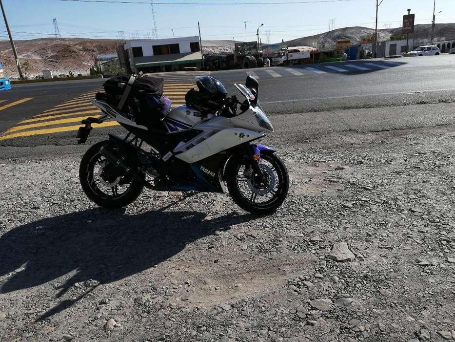 Vendo Yamaha R15 2014