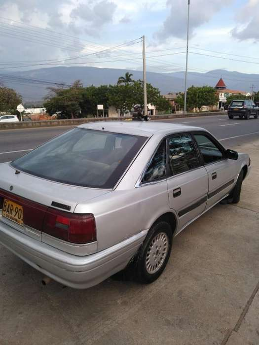 Mazda 626 1990 - 100 km