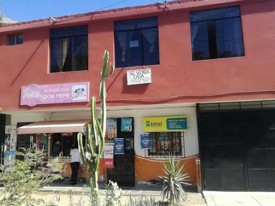 Vendo Casa de 2 Pisos en Talara