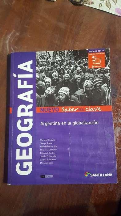 Libro de Geografia Argentina en La Globa