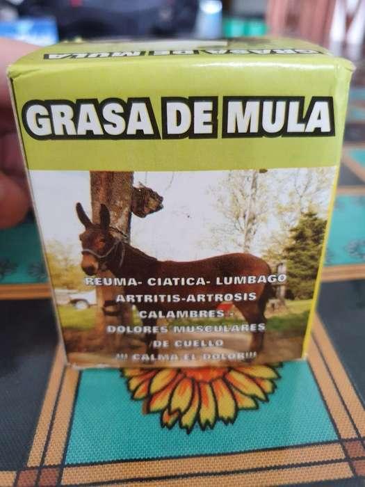 Grasa de Mula