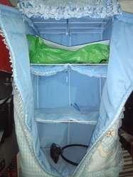 b01eb9fc4 porta ropa de bebe, o porta pañales el uso que le quieras dar - Bogotá
