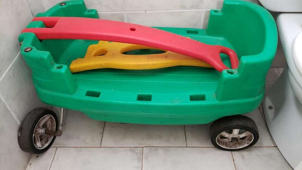 Vendo Ro Toys Carrito