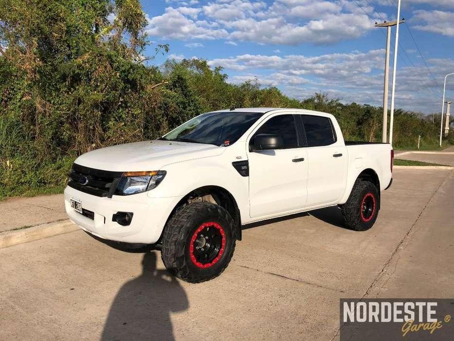 Ford Ranger 2014 - 50000 km