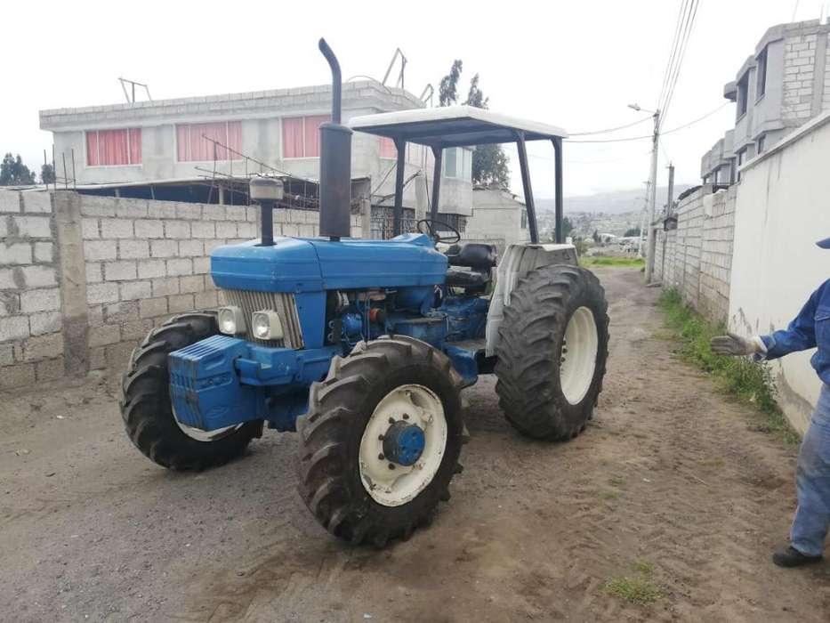 Se Vende Tractor Ford 6610 (negociable)