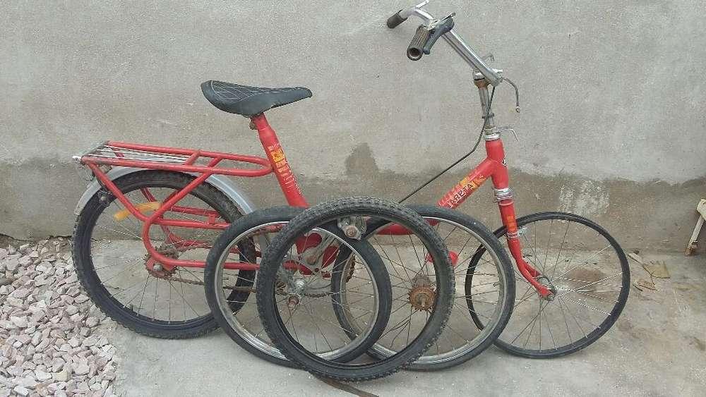 Vendo Bicicleta Antigua R20