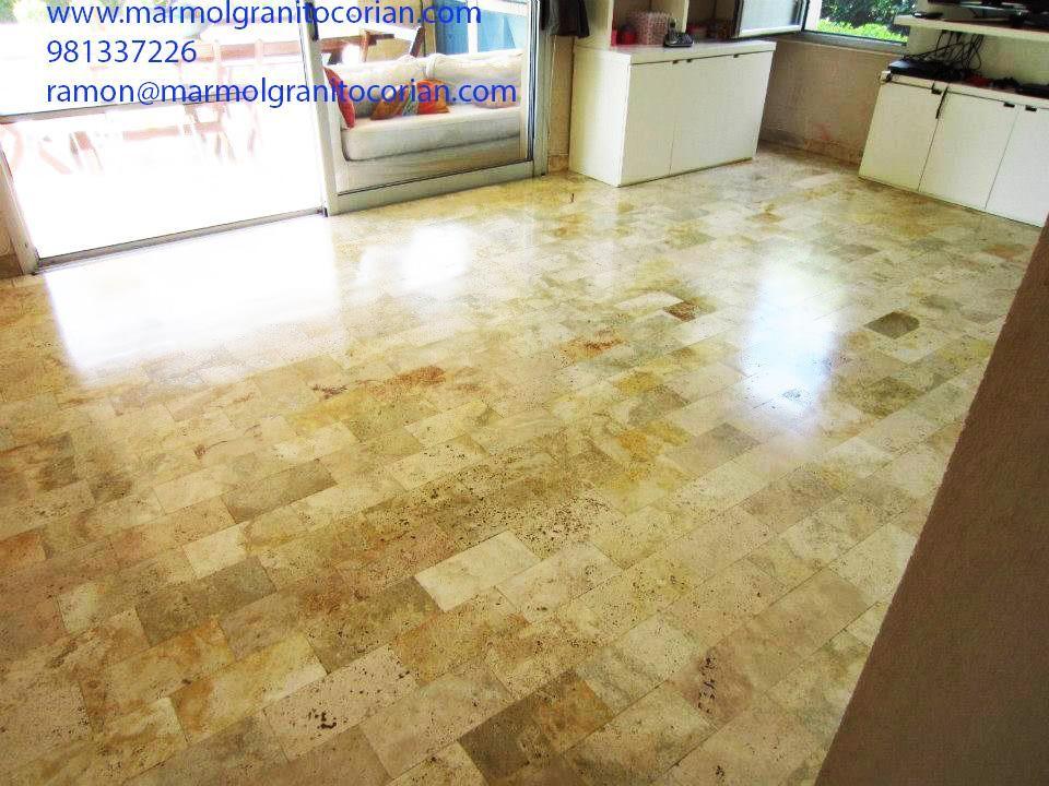Cristalizado de pisos, recuperación, resane, abrillantado, pulido