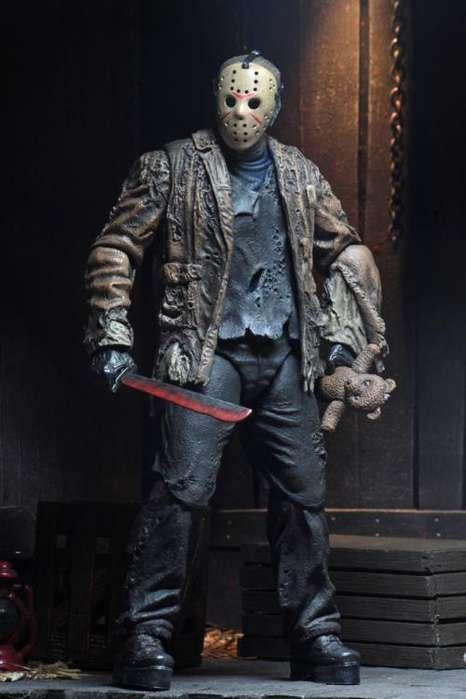 Figura Neca Freddy Vs. Jason Ultimate Jason Voorhees