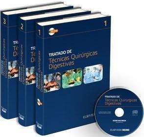 TRATADO DE TECNICAS QUIRURGICAS DIGESTIVAS.