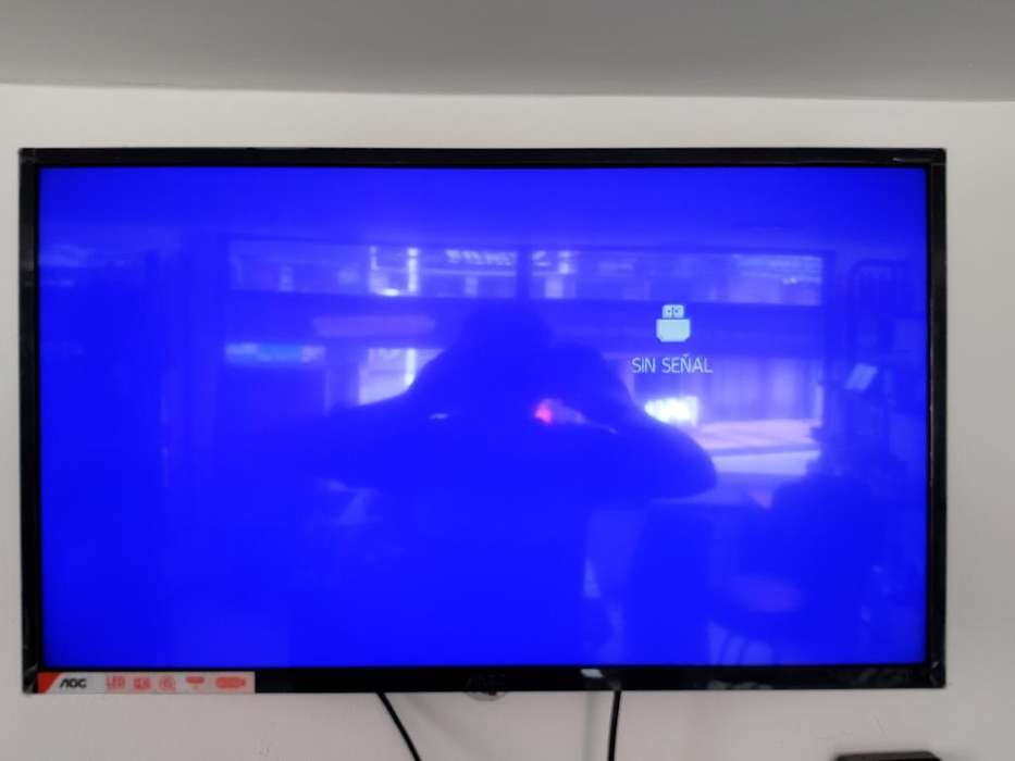 Tv Led 32'' con Funciones de Smart Tv