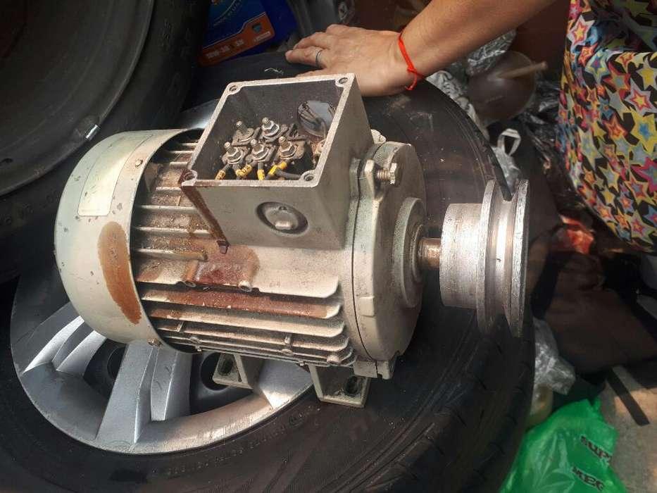 Motor Trifasico 220 - 440v