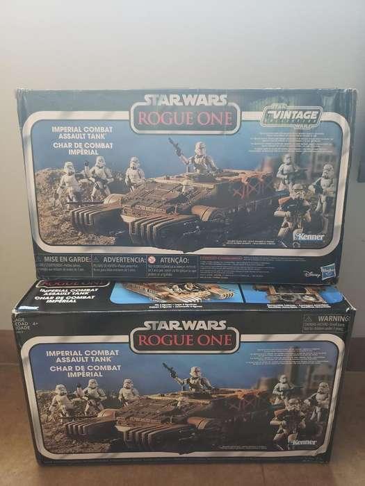 Star Wars Tanque Imperial Vintage