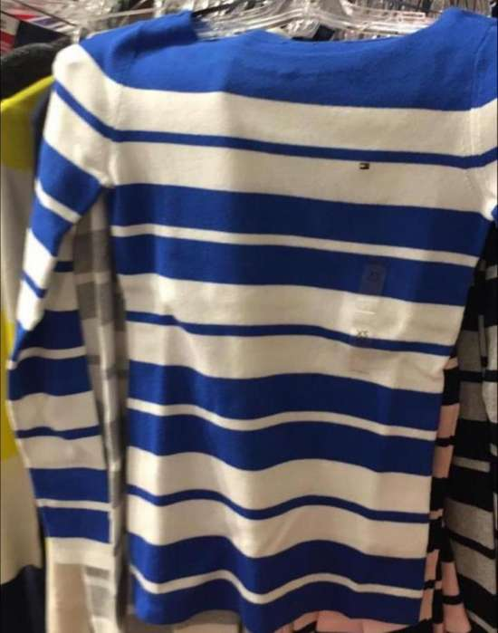 Sacos Tommy Tallas Xs, S Y M