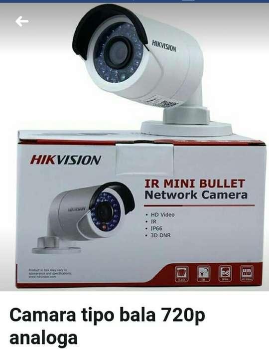 Sistemas de Seguridad Hikvision