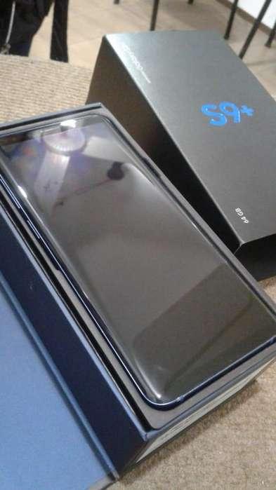 Samsung s9 plus Como nuevo - negociable