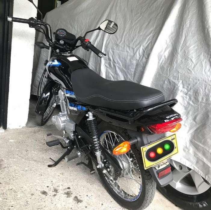 Moto <strong>suzuki</strong> Ax4 Modelo 2019
