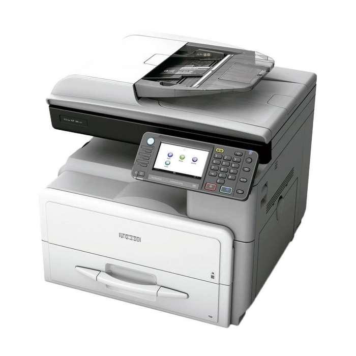 fotocopiadora Copiadora Ricoh MP301 mp301 Mp301 impresora, escaner