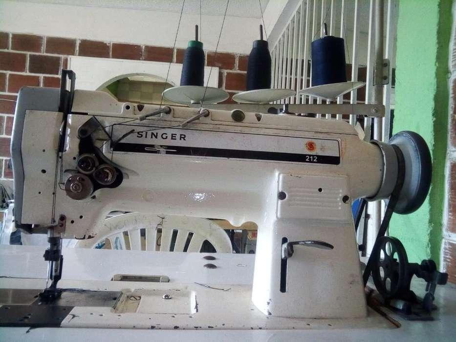 Vendo Maquina Dos Agujas 212 Original