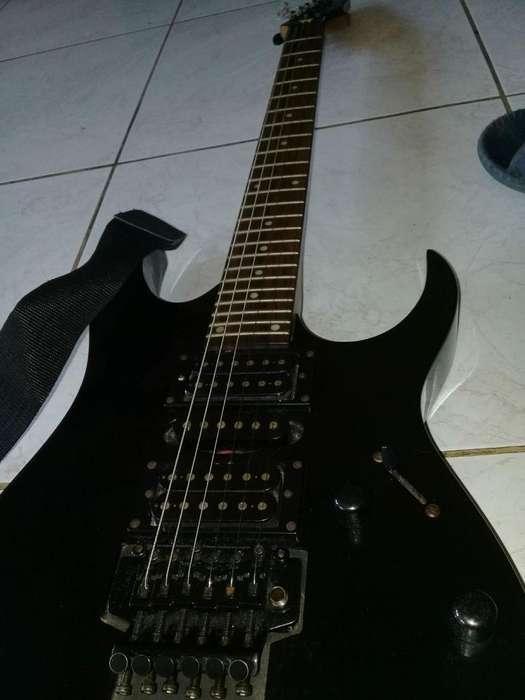 Guitarra Electrica Ivañez