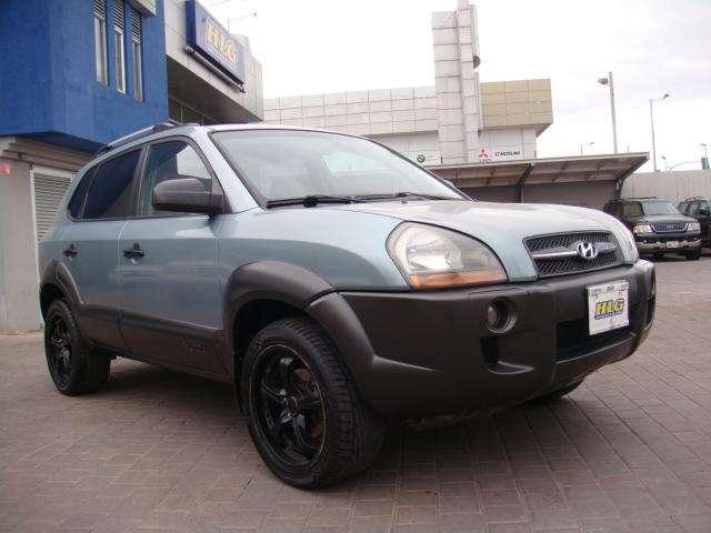 Hyundai Tucson 2006 - 190000 km