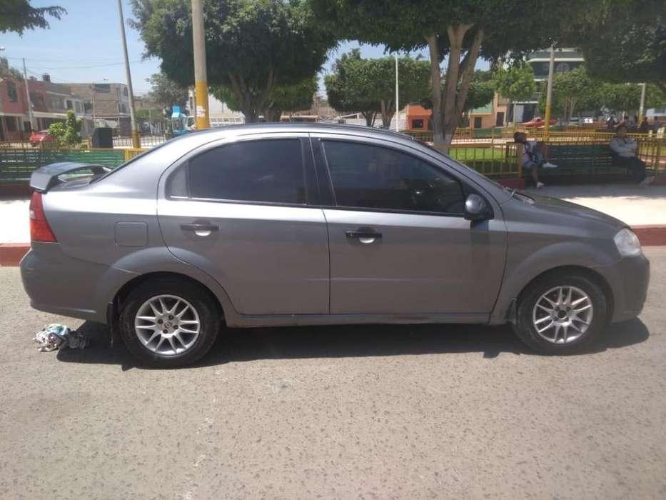 Chevrolet Aveo 2008 - 170000 km