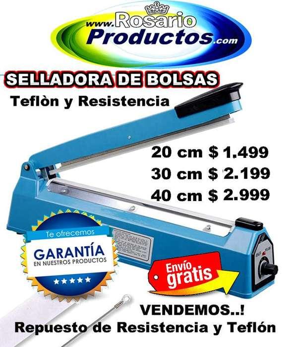 SELLADORA DE BOLSAS 40 cm TAMBIEN 20 cm y 30 cm