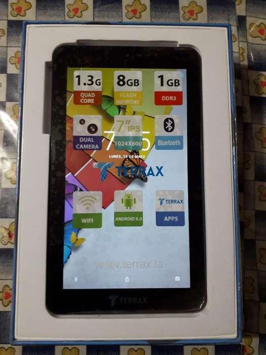 Tablet Terrax Flamante