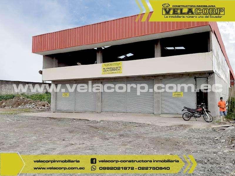 ARRIENDO LOCAL COMERCIAL EN AV. LOS COLONOS