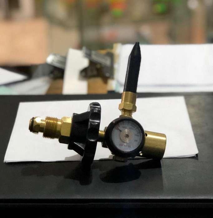 Cilindro Recargable para Gas Helio