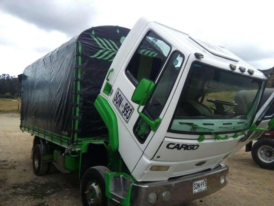****Camión de Estacas FORD Cargo 815****