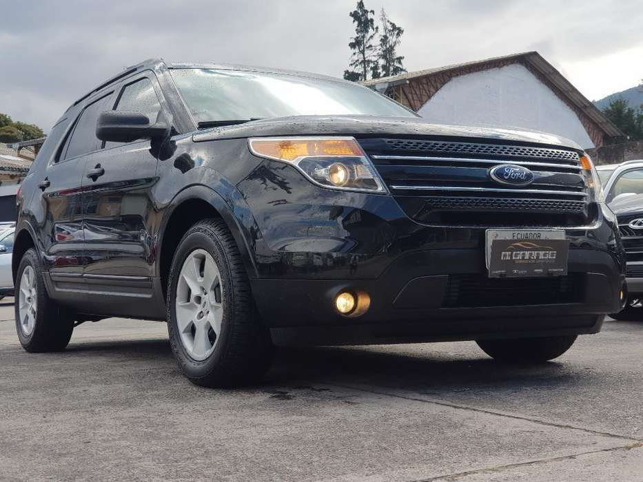 Ford Explorer 2013 - 110000 km