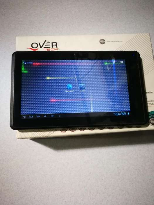 Tablet Over Tech 7''