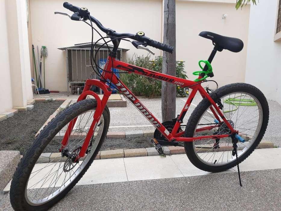 Vendo Bicileta