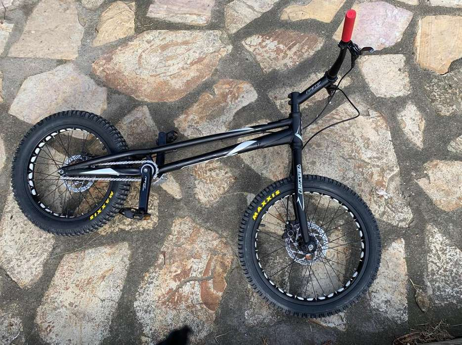 bicicleta biketrial gw vertigo