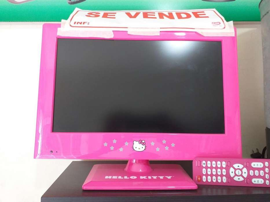 Se Vende Televisor Y <strong>monitor</strong> Hello Kity
