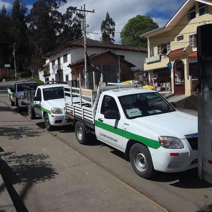Alquiler de Camionetas en Cuenca Azuay
