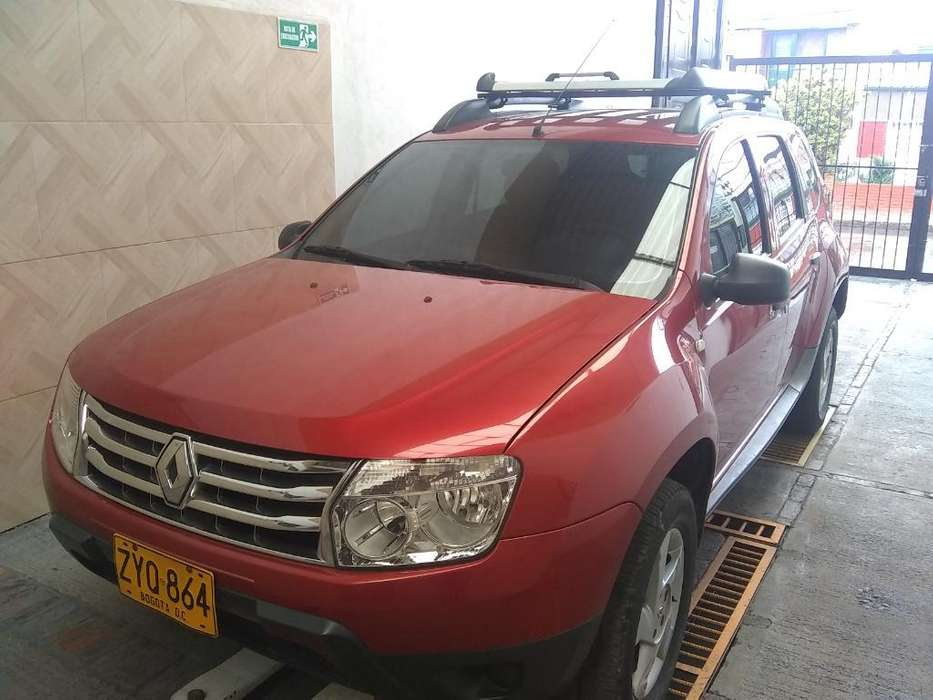 Renault Duster 2015 - 72000 km