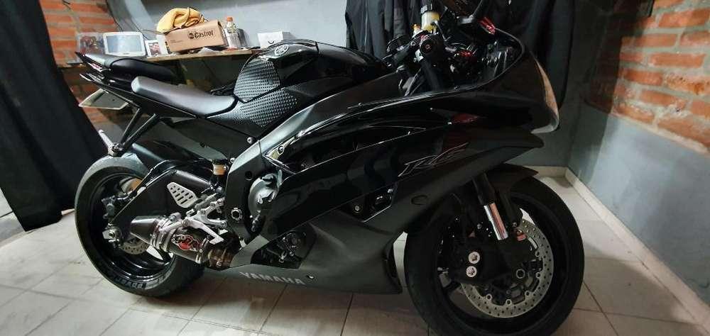 Vendo Yamaha R6 No Honda No Kawasaki